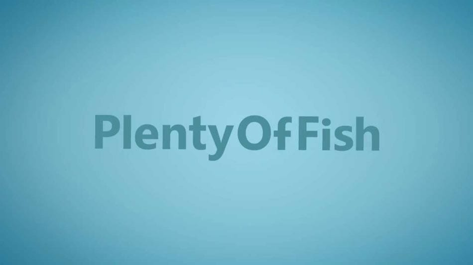 Plenty of fish online dating