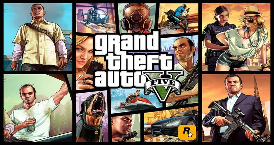 gta 5 free online games to play now