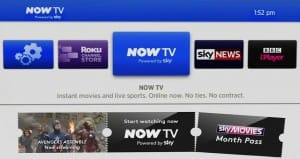 Sky Now TV issues