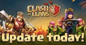 Problems with Clash of Clans