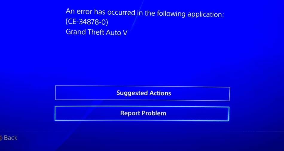 GTA-V-CE-34878-0-error-message-on-PS4