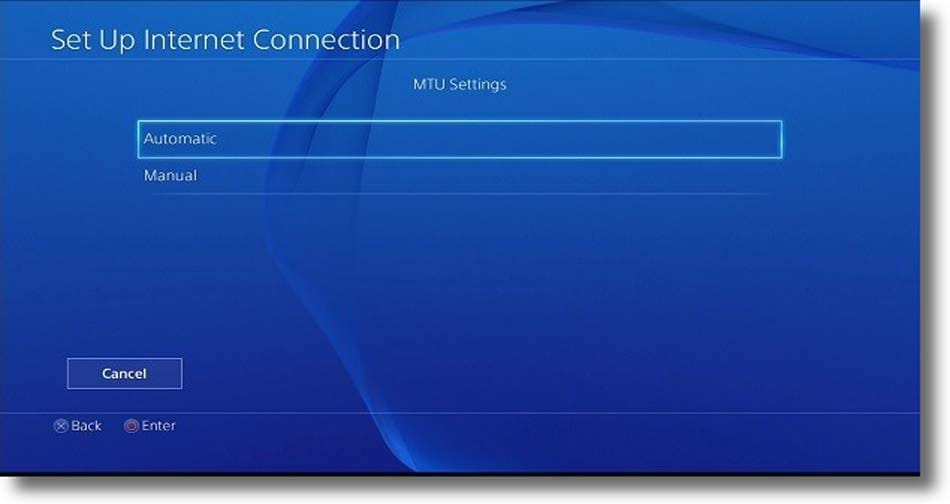 PS4-change-MTU-settings
