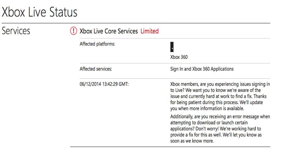 Xbox-Live-Core-Services-down-dec-6