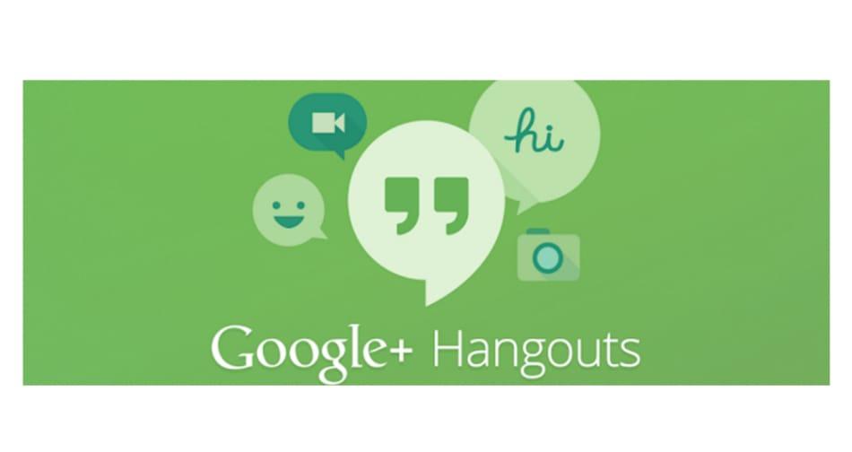 Google Hangouts status