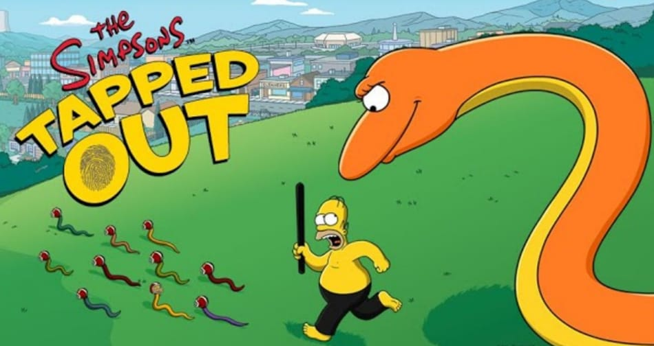 The Simpsons- Tapped Out problems