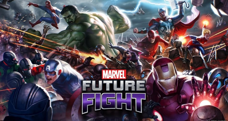 MARVEL Future Fight problems, stopped working
