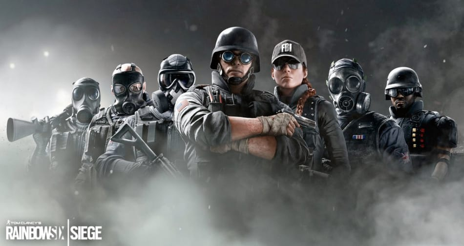 Rainbow Six Maintenance