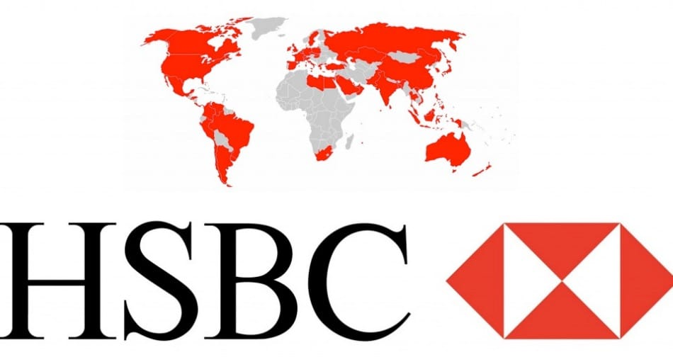 HSBC Down Today