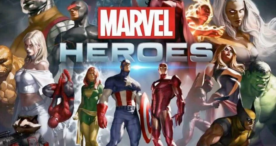 marvel heroes down