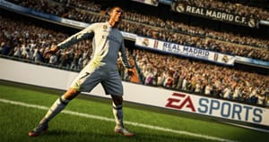 FIFA 18 EA servers and web app