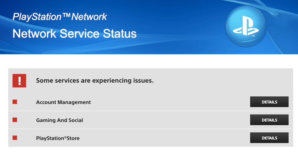 Worldwide PSN Outage Today With WS-37403-7 Error Code | Down Today